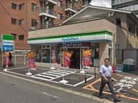 周辺環境:ファミリーマート松戸小金店