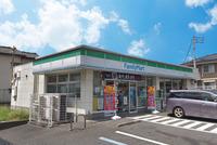 周辺環境:ファミリーマート松戸大金平店