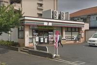 周辺環境:セブンイレブン松戸小金原4丁目店