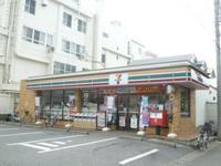 周辺環境:セブンイレブンきよしケ丘店